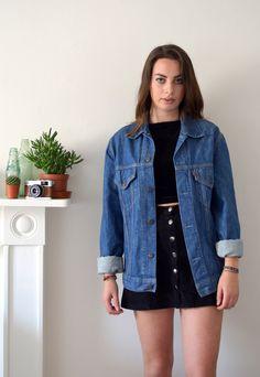 Light blue denim jacket asos