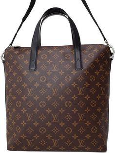 249c448f1d63 Authentic LOUIS VUITTON Monogram Macassar Kitan Men s 2way Shoulder bag  M40388  fashion  clothing  shoes  accessories  mensaccessories  bags (ebay  link)