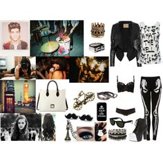 """""""F*** it all, I'm hanging out with a PRINCESS."""" by barbarabeatriz on Polyvore"""