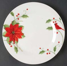 Gibson Designs Cardinal Blossom at Replacements, Ltd Pottery Painting Ideas Easy, Crochet Slouchy Beanie Pattern, Christmas Dishes, Ceramics Projects, Easy Paintings, China Dinnerware, Garden Design, Shabby Chic, Seasons