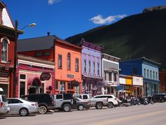 Been here a few bazillion times...selling those rocks!!  Silverton, Colorado