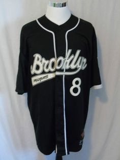 36487df2 sz XXL Brooklyn Royal Giants #8 Official Negro League Baseball Jersey Head  Gear #Headgear #BrooklynRoyalGiants