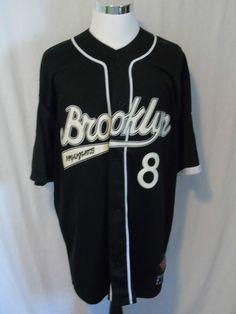 sz XXL Brooklyn Royal Giants  8 Official Negro League Baseball Jersey Head  Gear  Headgear  BrooklynRoyalGiants 4e8db87e04e1