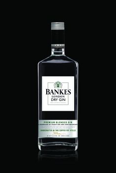 Bankes Gin completed @ work