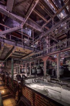 Coal Washing Plant, Zeche Zollverein, Zollverein Coal Mine Industrial Complex, Gelsenkirchener Straße 181, Essen, Germany