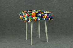 stool happy pills di felt stories su DaWanda.com