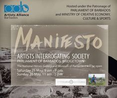 All roads lead to the Parliament Buildings, Barbados - Saturday May and Sunday May for an amazing Art exhibition… 25 May, Creative Economy, Bridgetown, Barbados, Exhibitions, Roads, Amazing Art, Amanda, Buildings