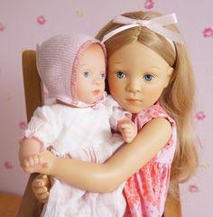 Sylvia Natterer's dolls by Petitcollin are here! - 2015 Finouche Smilla