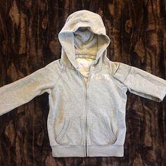 Victoria's Secret PINK hoodie Grey, zip up PINK hoodie from Victoria's Secret. PINK Victoria's Secret Tops Sweatshirts & Hoodies