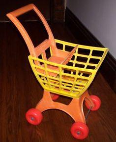 Shopping cart...mattel...1970 something