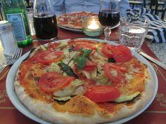 I Ghibellini, Pizzeria and Restaurant, Piazza San Pier Maggiore, Florence