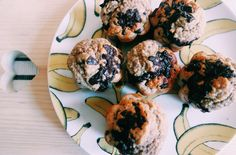 Confessions of a Shopaholic: Muffins de Aveia e Banana