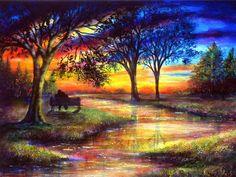 Sunset Feeling by AnnMarieBone on deviantART
