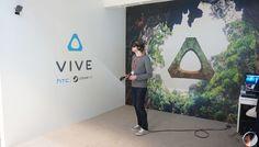 HTC Vive, la coquette somme de 899 euros en Europe - http://www.frandroid.com/marques/htc/345698_htc-vive-la-coquette-somme-de-899-euros-en-europe  #HTC, #Réalitévirtuelle