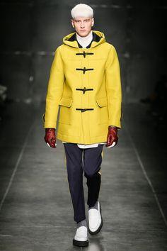 Andrea Pompilio | Fall 2014 Menswear Collection |