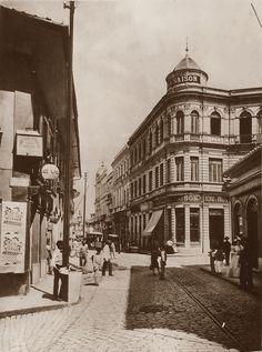 1896 - Rua Direita.