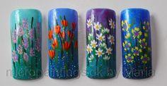 Marias Nail Art and Polish Blog: Micro Painting Monday - 8