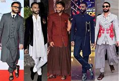 15 Times When #RanveerSingh Proved He Is The #Bollywood #King Of Weird #Fashion :) Have The Guts To Imitate His #Style ?? Check Out! #Actor #Bajirao #RamLeela #Rugged #Handsome #CoolGuy #BeardMen #Quirky #MensStyle #MensFashion