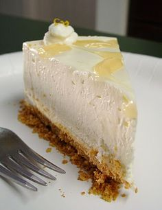 Lemon Curd Icebox Cheesecake