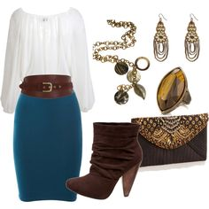 "Girls Night Outfit"", created by bdfashions"