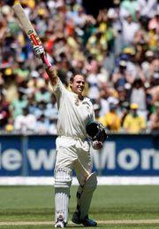 Matthew Hayden - Australian Cricket player from my favourite time in aus cricket. Now retired.