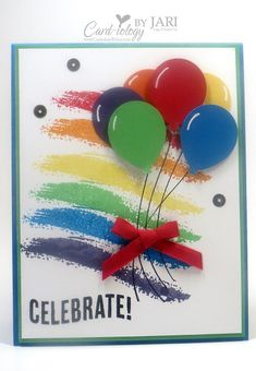 Celebrate Today and Sleltering Tree Balloon Punch