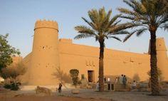 Al Musmak Fort Riyadh, Saudi Arabia