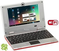 Mini laptops are now in great demand because of its versatile use and excellent portability.  #Wolvol #Minilaptop