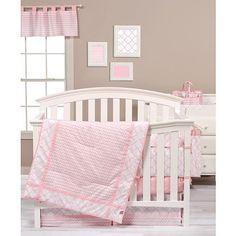 "Trend Lab Pink Sky 3 Piece Crib Bedding Set - Trend Lab  - Babies""R""Us"