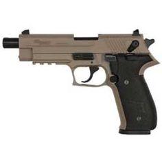 Sig Sauer Mosquito 22Lr Dk Earth Tb - Rimfire Semi-Auto Pistol