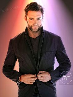 Hugh Jackman, Hugh Michael Jackman, Actors Male, Marvel Actors, Actors & Actresses, Jack Hughman, Hugh Wolverine, Wedding Couple Pictures, Duncan