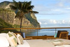 World's Best Beach Resorts: Readers' Choice 2014 - Capella Lodge, Lord Howe Island, Australia Capella Lodge, Pearl Beach Resort, Tropical Beach Resorts, Spa, Airlie Beach, Lord, Island Resort, Bungalow, Tourism