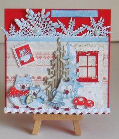 Irene's Scrapbook: Christmas Wishes