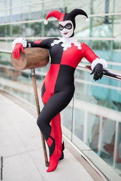 Harley Quinn - #SDCC Comic Con 2014 Day 3 (Erik Estrada) #Cosplay