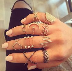 Ef collection rings