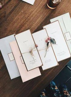 Best Wedding Card Design Ideas Packaging 26+ Ideas #wedding