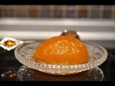 ροδάκινο γλυκό κουταλιού – CuzinaGias.gr Pudding, Desserts, Youtube, Food, Tailgate Desserts, Deserts, Custard Pudding, Essen, Puddings