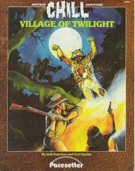 A list of products, cover scans, and sources for purchase of these out-of-print books for the Chill role playing game. I Am Game, Twilight, Old School, Chill, Horror, Playing Games, Adventure, Cover, Books