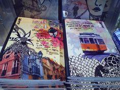 Original Lisboa em Lisboa, Lisboa - notebooks by Illustrart!