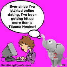 free one liner jokes online dating