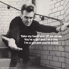 Morrissey Quotes, The Smiths Lyrics, The Smiths Morrissey, Avoid People, Little Charmers, Phobias, Guilty Pleasure, Will Smith, Song Lyrics