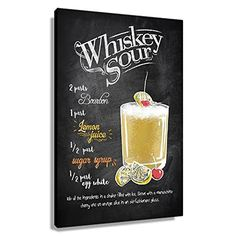 Whiskey And You, Whiskey Sour, Bourbon, Good Spirits, Cocktail Making, Classic Cocktails, Egg Whites, Pint Glass, Lemon