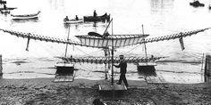 Il 28 marzo 1910 Henri Fabre divenne il primo uomo a volare su un idrovolante presso Martigues, Francia.
