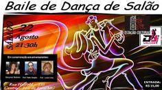 Dança JF: Baile dos aniversariantes do mês de agosto