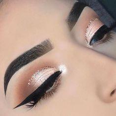 (notitle) - Make Up. - Eye Make up Makeup 101, Glam Makeup, Makeup Geek, Makeup Inspo, Skin Makeup, Eyeshadow Makeup, Makeup Inspiration, Eyeshadows, Makeup Trends