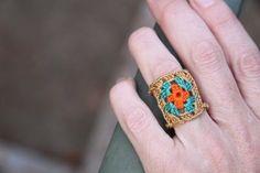 Granny's ring…
