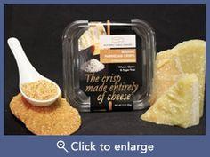 Kitchen Table Bakers: Sesame Parmesan Crisps. http://affordablegrocery.com