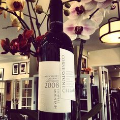 We've opened a special treat for #WineWednesday - come in today for a splash of #08HowellMtnCab