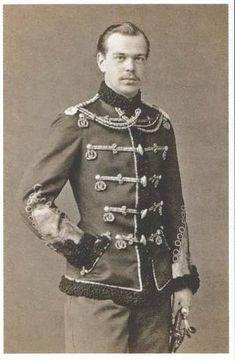 Tsar Alexander III, father of Tsar Nicholas II