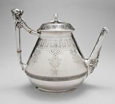 Gorham ~ 1860-1870   Silver
